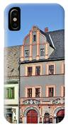 Weimar Germany - A Town Of Timeless Appeal IPhone Case