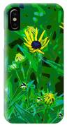 Welcome To The Garden IPhone Case