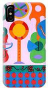 Welcome To The Show IPhone Case