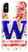 Welcome To Washington IPhone Case