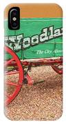 Woodland Park, Colorado, The City Above The Clouds, Elevation 8500 Feet, 2590 Meters Above Sea Level IPhone Case