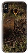 Well Hidden Nest IPhone Case