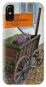 Weltladen Cart IPhone Case