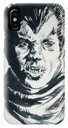 Werewolf Of London IPhone Case