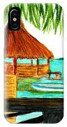 West End Roatan IPhone Case