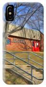 West Friendship Elementary School IPhone Case