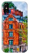West Village By The High Line IPhone Case