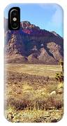 Western Desolation IPhone Case