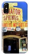 Western Junk Shop California Adventure  IPhone Case