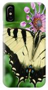 Western Tiger Swallowtail IPhone X Case
