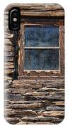 Western Window IPhone Case