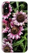 Wet Petals IPhone Case