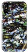 Wet Rocks IPhone Case