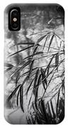 Wet Winter IPhone Case