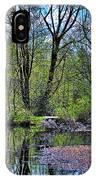 Wetlands Lake IPhone Case