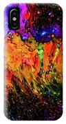 Whacked Out Quadrant IPhone Case