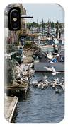 Wharf Action IPhone Case
