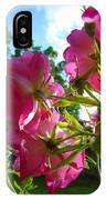 What The Roses See IPhone Case