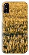 Wheat Beards IPhone Case
