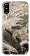 Wheat Feathers IPhone Case