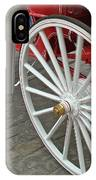 Wheel Motion IPhone Case