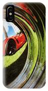 Wheel Well 2 IPhone Case