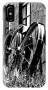 Wheels From The Past IPhone Case