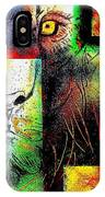 Whelp Of Judah- Revisited IPhone Case