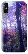 When Forests Dream IPhone Case