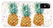 When Life Gives You Pineapple Make A Pina Colada IPhone Case