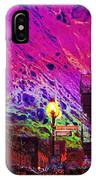 When Sun Sets IPhone Case