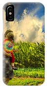 When The Sun Comes After Rain IPhone Case