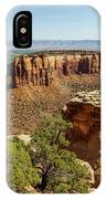 Where Eagles Soar IPhone Case