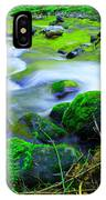 Where The Golden Waters Flow IPhone Case