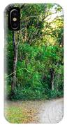 Where The Howler Monkeys Live IPhone Case