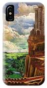 Where The Red Brick Road Leads IPhone Case