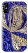 Where The Sky Meets The Sea Abstract IPhone Case