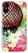 Whimsical Musing High In The Air IPhone Case