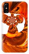 Whirls Abstract IPhone Case