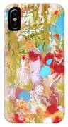 Whispering In The Woods IPhone Case