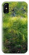 Whispering Pines IPhone Case