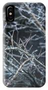 Whispers Of Winter IPhone Case