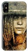 Whispers Through The Trees IPhone Case