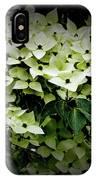 White Dogwood IPhone Case