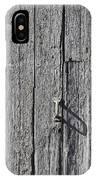 White Door Handle IPhone Case