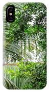 White Faced Capuchin Monkey Costa Rica IPhone Case