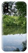 White Mill Park - Summer 2 IPhone Case