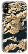 White Mountains ... IPhone Case
