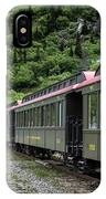 White Pass And Yukon Railway IPhone Case