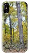 White Pine Hollow IPhone Case